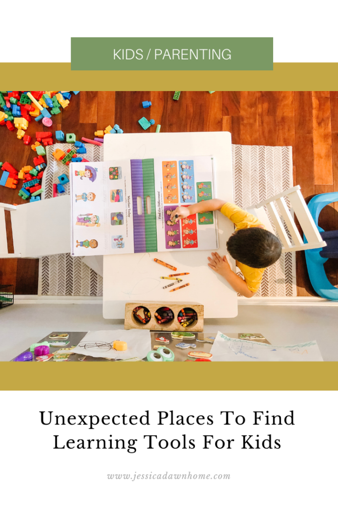 unexpected_places_learning_tools
